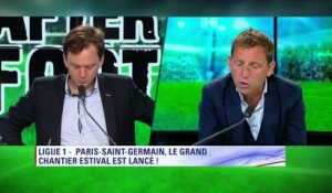 L'After foot fait le point sur la saison du PSG
