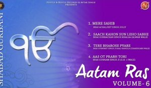Various - Aatam Ras Volume 6 - Latest Shabad Gurbani 2017