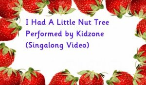 Kidzone - I Had A Little Nut Tree