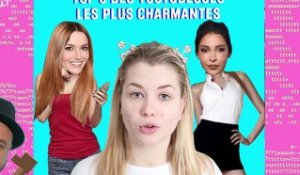 "MTV News ""Les Youtubeuses les plus charmantes"""