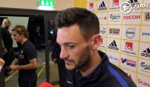 Lloris raconte sa terrible boulette