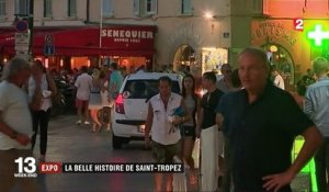 Exposition : l'âge d'or de Saint-Tropez vu par Willy Rizzo