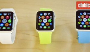 Les petits secrets de l'Apple Watch 3