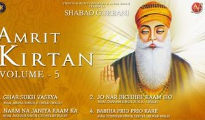 Various - Amrit Kirtan Volume 5 - Latest Shabad Gurbani 2017
