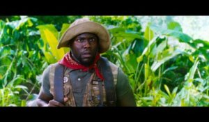 Jumanji : Welcome to the Jungle Bande-annonce  VOSTFR