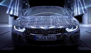 La future BMW i8 Roadster se montre !