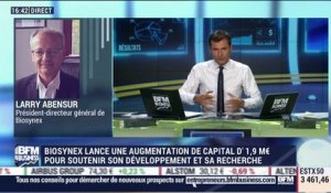 Biosynex lance une augmentation de capital de 1,9 million d'euros - 07/07