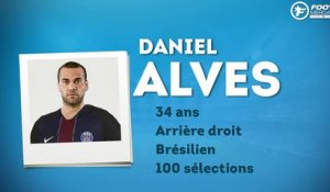 Officiel : Daniel Alves s'engage avec le PSG !
