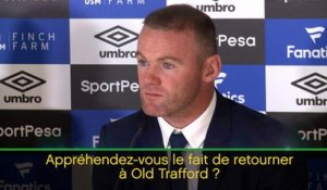 FOOTBALL: Premier League: Everton - Rooney prêt à affronter Man United