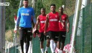 AS Monaco - Les internationaux ont repris