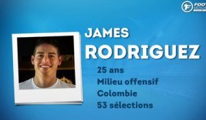 Officiel : James Rodriguez signe au Bayern Munich