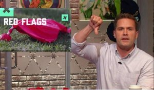 Kyle Brandt's Red Flags