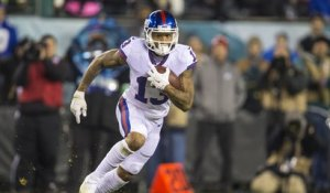 Harris: 'People don't see locker-room Odell'