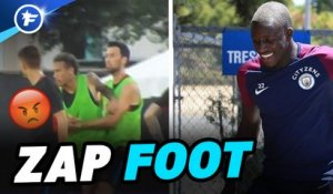 Altercation Neymar-Semedo, Mendy met l'ambiance à City, Balotelli Challenge | ZAP FOOT