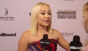 RaeLynn on the Red Carpet at Country Power Players 2017