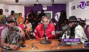 "Kiff No Beat  En Freestyle sur "" Pause "" à Vibe Radio"