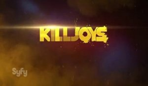 Killjoys - Trailer Saison 2