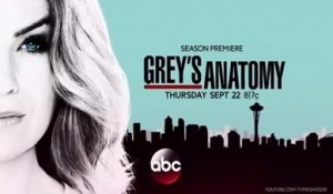 Grey's Anatomy - Promo 13x15