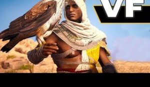 ASSASSIN'S CREED ORIGINS Trailer VF (E3 2017, 4K)