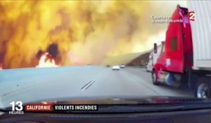 Californie : Los Angeles face à de violents incendies