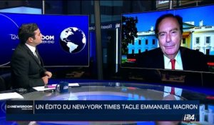 i24NEWSROOM WEEKEND | Avec Rudy Saada | 09/09/2017