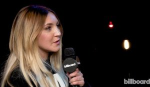 Julia Michaels: 'Writing is My First Love. I Will Always Be a Songwriter' | iHeartRadio Music Fest 2017