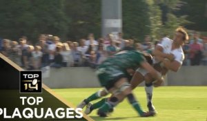 TOP Plaquages de la J5 – TOP 14 – Saison 2017-2018