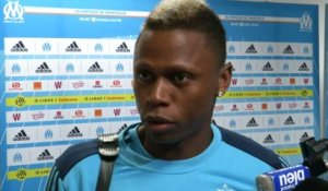 Foot - L1 - OM : Njie «Un match important»