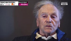 "Jean-Louis Trintignant pense ""beaucoup au suicide"" ! (VIDEO)"