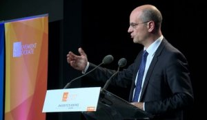 Jean-Michel Blanquer, ministre de l'Education Nationale - UR2017