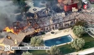 Californie : des incendies dévastateurs
