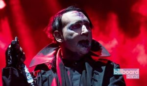 Marilyn Manson Says Pain From Concert Injury was 'Excruciating' | Billboard News