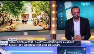 Le boss: Hervé Poquet, brand manager de Smart France - 14/10