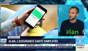 Start-up & Co: Alan veut révolutionner l'assurance médicale - 17/10