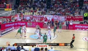 Basket - Euroligue (H) : Second succès pour l'Olympiakos