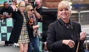 Anna Faris Dodges Michael Barrett Dating Question