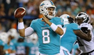 Can the Dolphins win the AFC East with QB Matt Moore?