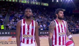 Basket - Euroligue (H) : Barcelone rosse l'Olympiacos