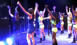 Le flash-mob Zumba, un grand moment de ce MMT 2012 !