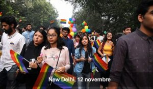 Inde: 10ème édition de la Gay Pride à New Delhi