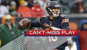 Can't-Miss Play: Trubisky launches pass to Bellamy for 46-yard TD