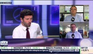 Le Match des Traders: Jean-Louis Cussac VS Romain Daubry - 14/11