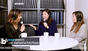 Katharine McPhee Explains Why She Falls In Love Too Easily on Soul Sisters