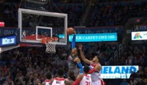 Dunk of the Night: Russell Westbrook