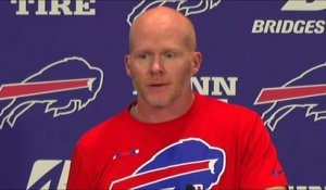 McDermott: Switching to Nate Peterman is a 'calculated risk'