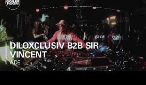 Diloxclusiv B2B Sir Vincent Boiler Room x Bridgesformusic.org DJ Set at Boiler Room ADE