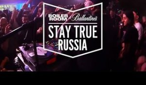 DJ Premier Boiler Room x Ballantine's Stay True Russia DJ Set
