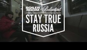 Boiler Room and Ballantine's presents: Stay True Russia [Samiyam + Lapti]