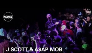 J Scott & A$AP Mob - Boiler Room London DJ Set