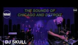DJ Skull Boiler Room Detroit DJ Set